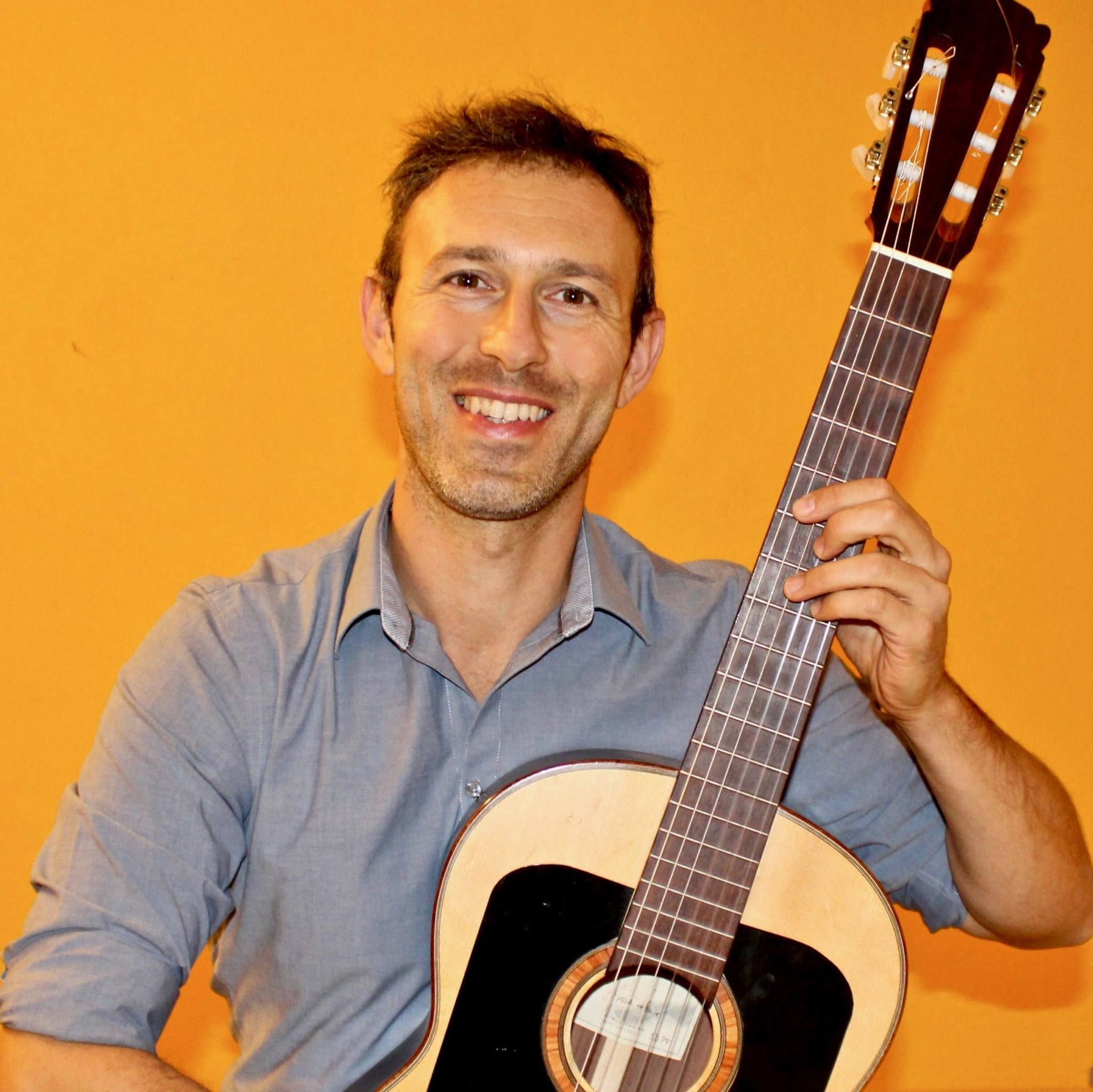 Gianluca Ottoboni - Flamencogitarre