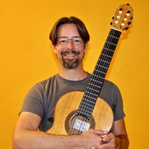 John Opheim - Flamencogitarre