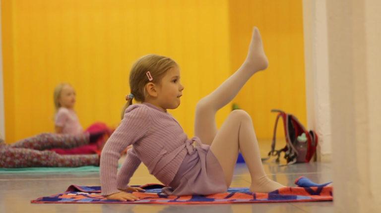 Ballettkurse