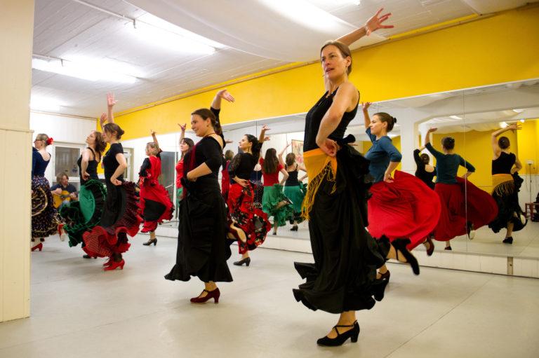 Flamenco Anfängerkurs