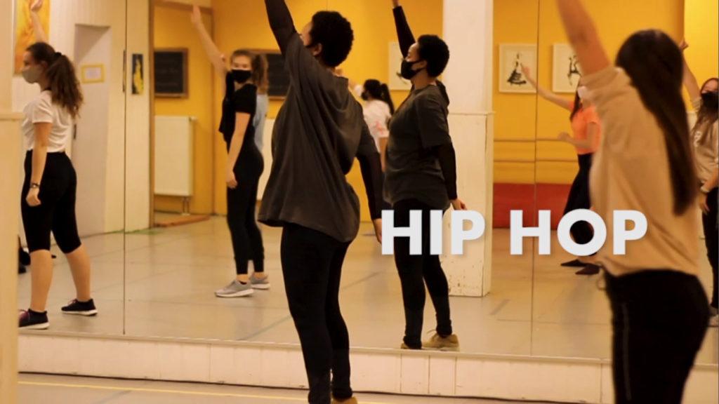 Trailer Hip-Hop-Unterricht