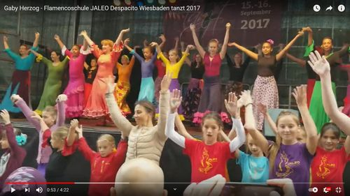 Despacito bei Wiesbaden Tanzt 2017