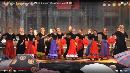 Garrotín Wiesbaden tanzt 2013