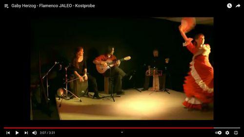 Kostprobe Flamenco JALEO