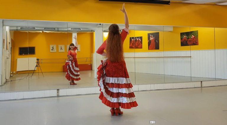 Unser erster Flamenco Onlinekurs für Anfänger ohne Vorkenntnisse ist fertig.