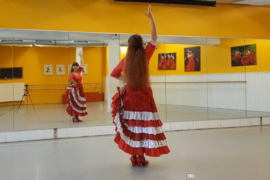 Flamenco-Wiesbaden-Onlinekurs