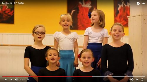 Trailer Flamencoschule